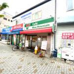 金剛駅前(西側ロータリー)の喫茶店「カフェ ブルーマウンテン」 (2)
