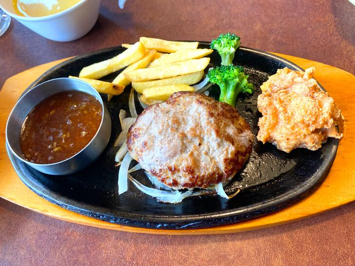 亀の甲の交差点にある「ビッグボーイ-狭山店」にランチを食べに行きました-(18)