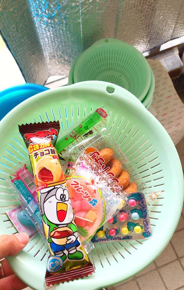 【東野中3丁目】昔ながらの駄菓子が並ぶ「上信商店」に寄り道しました (8)