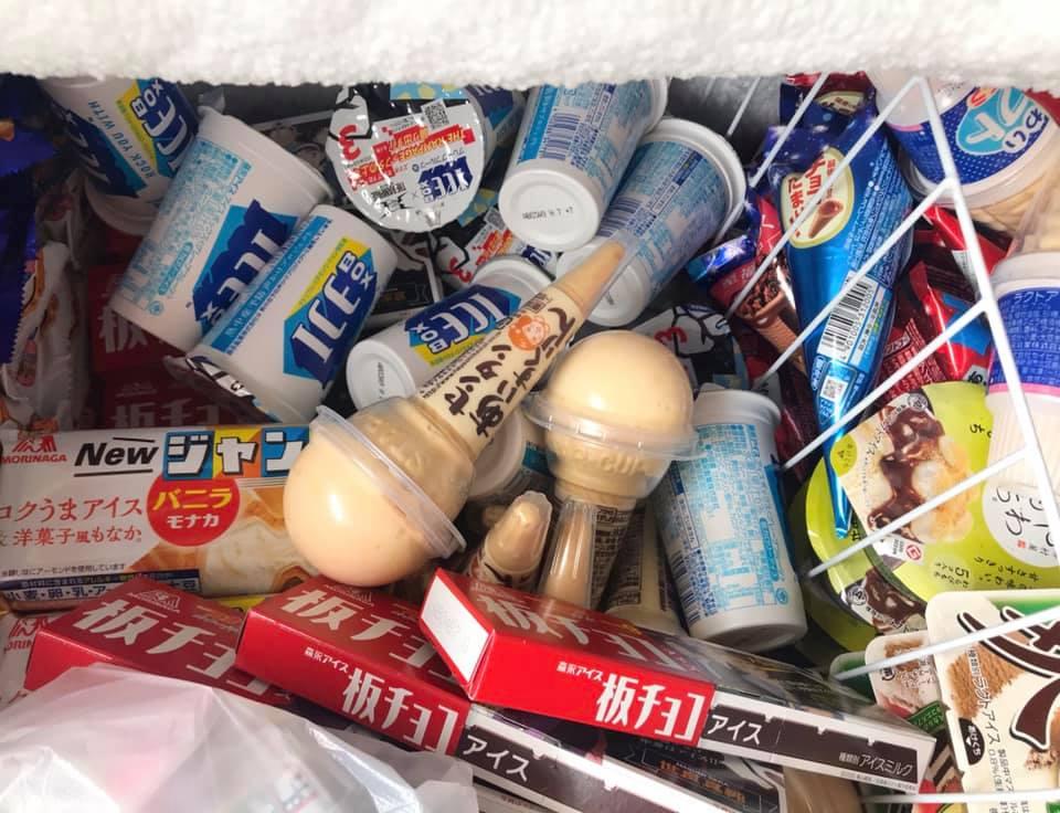 【東野中3丁目】昔ながらの駄菓子が並ぶ「上信商店」に寄り道しました (6)