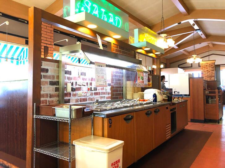 亀の甲の交差点にある「ビッグボーイ-狭山店」にランチを食べに行きました-(8)
