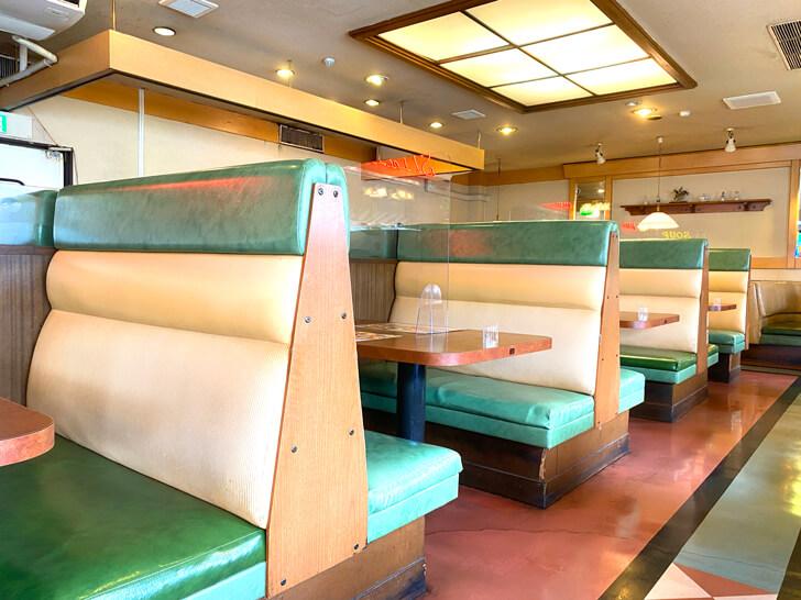 亀の甲の交差点にある「ビッグボーイ-狭山店」にランチを食べに行きました-(4)