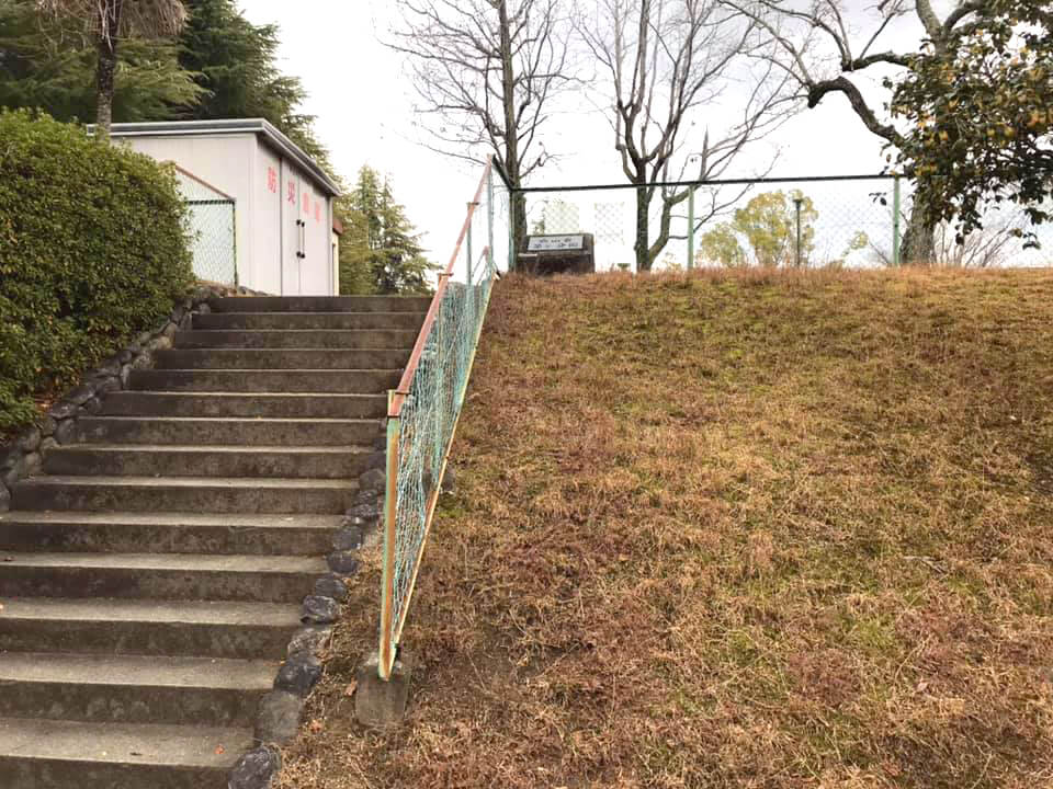 西山台を散歩していると「西山台第4公園」を見つけました (7)