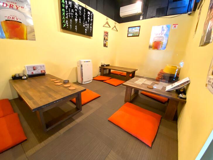 【半田6丁目】肉・魚・野菜を使った鉄板焼「鉄板居酒屋まんぷく」をご紹介します (5)