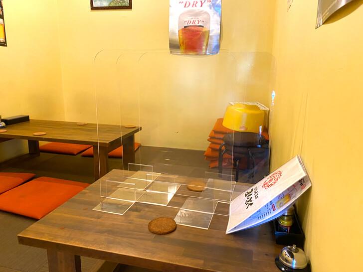 【半田6丁目】肉・魚・野菜を使った鉄板焼「鉄板居酒屋まんぷく」をご紹介します (6)