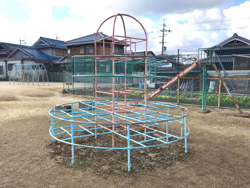 「茱萸木東児童遊園」を発見しました (2)