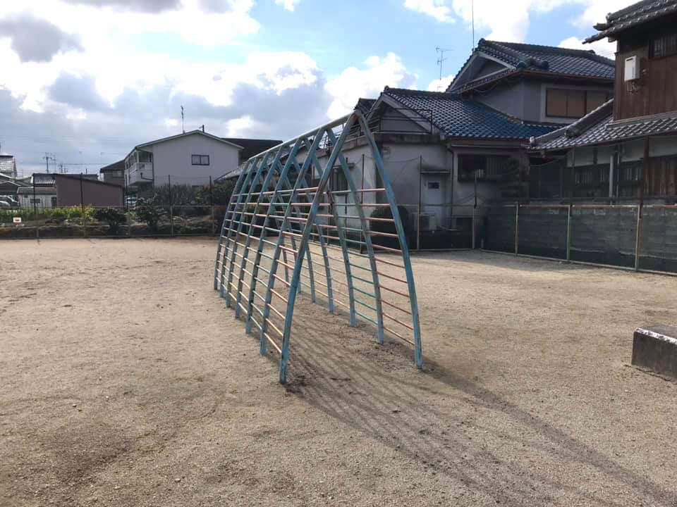 「茱萸木東児童遊園」を発見しました (4)