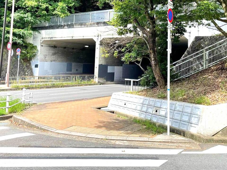 「陶器山通り」と「陶器山トンネル」を散歩してきました-(12)