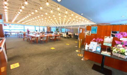 【2021年10月1日オープン】SAYAKAホール「カフェレストランSAYAKA」にランチに行ってきました (5)