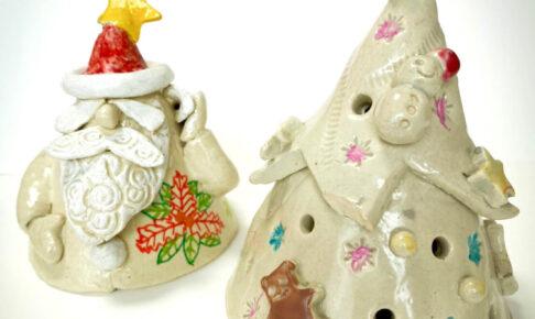 【2021年10・11月】柿陶芸・アート教室で「こども・親子陶芸アート体験」が開催